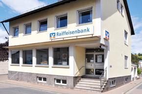 Bild der Raiffeisen-Volksbank Aschaffenburg eG, SB-Straßbessenbach