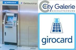 Bild der Raiffeisen-Volksbank Aschaffenburg eG, Geldautomat City-Galerie Aschaffenburg