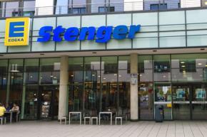 Bild der Raiffeisen-Volksbank Aschaffenburg eG, Geldautomat EDEKA Stenger