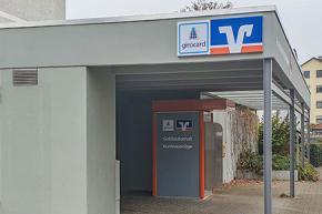 Bild der Raiffeisen-Volksbank Aschaffenburg eG, SB-Leider