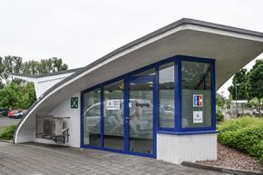 Bild der Raiffeisen-Volksbank Aschaffenburg eG, SB-Admira-Center