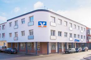Bild der Raiffeisen-Volksbank Aschaffenburg eG, Kompetenzzentrum Goldbach