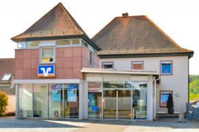 Bild der Raiffeisen-Volksbank Aschaffenburg eG, Kompetenzzentrum Hösbach