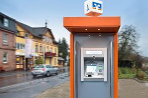 Bild der Raiffeisen-Volksbank Aschaffenburg eG, SB-Hösbach-Bahnhof