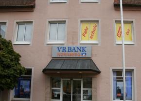 Bild der VR Bank Nürnberg, Kornburg