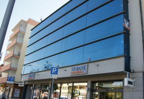 Bild der VR Bank Nürnberg, Kompetenzzentrum Stein