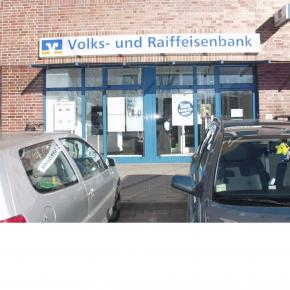 Bild der VR Bank Mecklenburg eG, SB-Wismar Burgwall