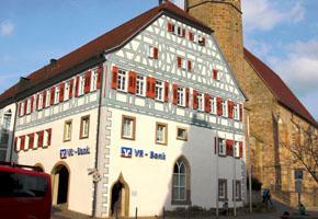 Bild der VR-Bank Neckar-Enz eG, Enzweihingen