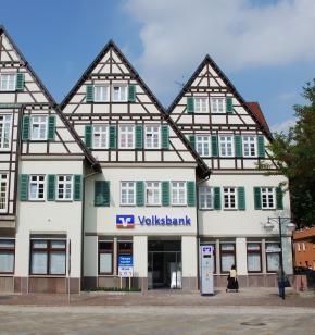 Bild der Volksbank Ermstal-Alb eG, Dettingen