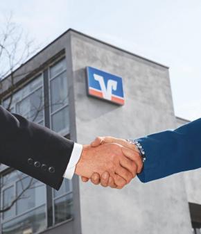 Bild der Volksbank Ermstal-Alb eG, Neuhausen