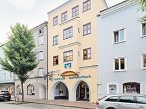 Bild der Volksbank Raiffeisenbank Rosenheim-Chiemsee eG, Wasserburg am Inn