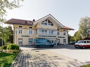 Bild der meine Volksbank Raiffeisenbank eG, Übersee