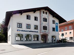 Bild der meine Volksbank Raiffeisenbank eG, Neubeuern