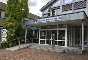 Bild der Volksbank Ermstal-Alb eG, Unterhausen