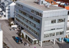 Bild der Volksbank Raiffeisenbank Bayern Mitte eG, Am Pulverl