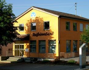 Bild der Volksbank Raiffeisenbank Starnberg-Herrsching-Landsberg eG, SB Rott